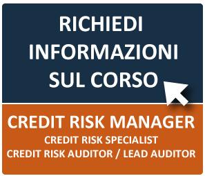 Corso di Formazione per Credit Risk Manager