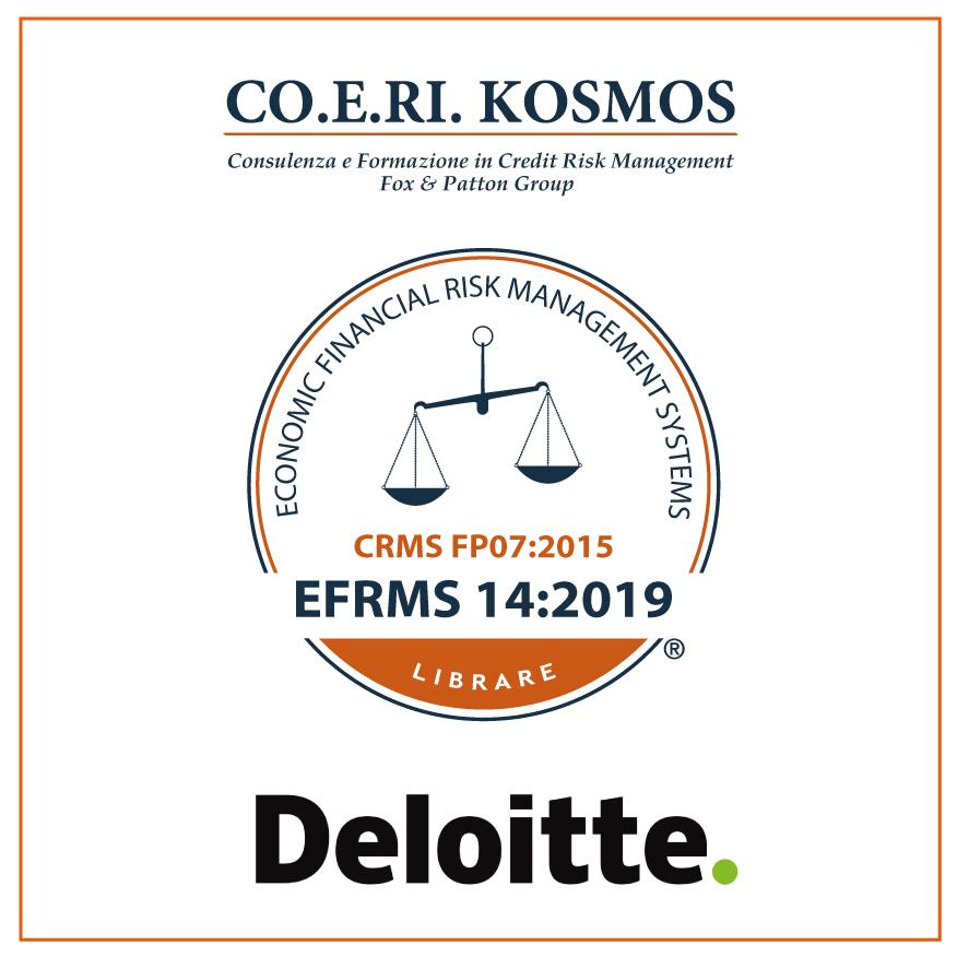 Partnership COERI KOSMOS - DELOITTE